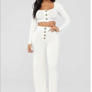 Fashionova two piece set